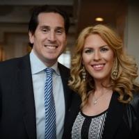 Shira Psychic Medium Senator Todd Kaminsky Bethany House Fundraiser 2016 Long Island
