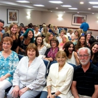 Shira Psychic Medium Long Island Packed House Melville Group Reading Fundraisers Gallery